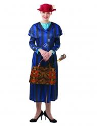 Mary Poppins™ kostume kvinde