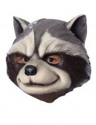 Infinity War™ Rocket Racoon 3/4 maske voksen