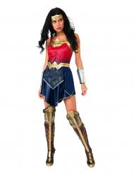 Klassisk Wonder Woman kostume til kvinder - Justice League™