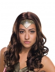 Deluxe Wonder Woman™ paryk til voksne