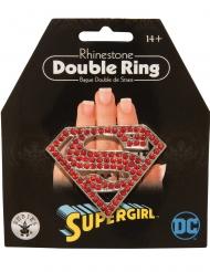 Supergirl™ dobbelring
