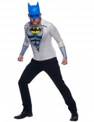 T-shirt og maske med Batman™ til voksne