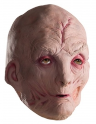 Latex maske Supreme Leader Snoke The Last Jedi™ voksen