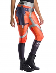 Leggings X-Wing Fighter pilot Star Wars™ voksen