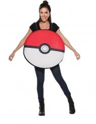 Pokeball™ kostume voksen