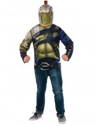 Hulk Thor Ragnarok™ tshirt og maske voksen