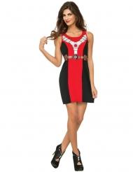 Deadpool™ kjole uden ærmer kvinde