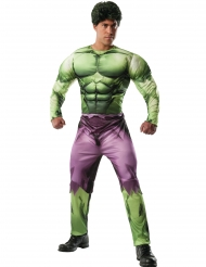 Muskuløs Hulk™ kostume til mænd
