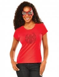 Spidergirl™ tshirt og maske