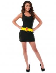 Black Widow™ kjole sort kvinde