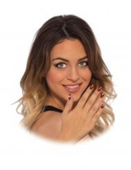 Falske negle selvklæbende Spidergirl™