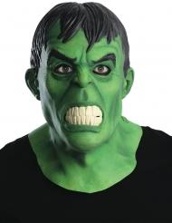 Luksus Hulk™ maske latex voksen