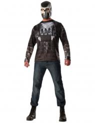 Captain America Civil War™ Crossbones tshirt og maske voksne