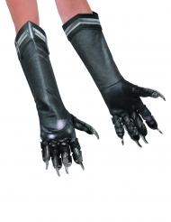 Captain America Civil War™ Black Panther luksus handsker voksen