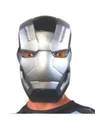 Captain American Civil War™ War Machine halvmaske voksen