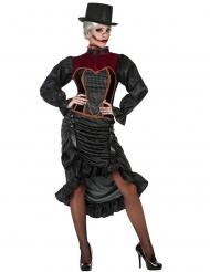 Vampyr kostume XVIII-tal til kvinder