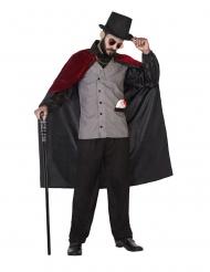 Vampyr kostume 18. århundrede mand