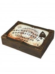 Ouija bræt med lys 31x22 cm