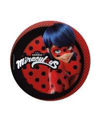 Ladybug™ paptallerkener 19 cm