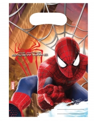 6 festposer The Amazing Spiderman 17 x 23 cm