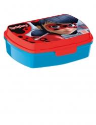 Plastik madkasse med Ladybug™ 16.5x13 cm