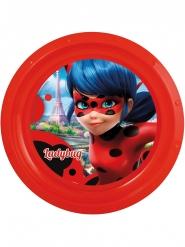 Tallerken i plastik med Ladybug™ 21 cm