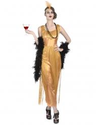 Charleston vampyr kostume kit til voksne