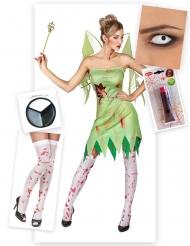 Kostume Kit Blodig Halloween Fe