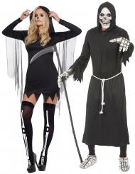 Døden parkostume til Halloween