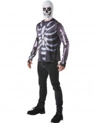 Skull Trooper Fortnite™ kostume til voksne