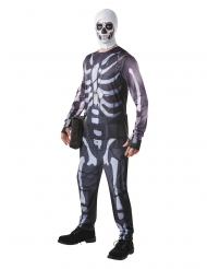 Skull Trooper Fortnite™ voksen kostume