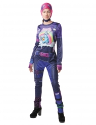 Brite Bomber Fortnite™ kostume til voksne