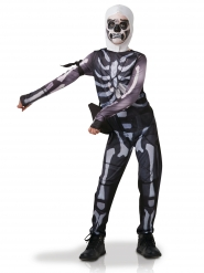 Skull Trooper Fortnite™ kostume til teenagere