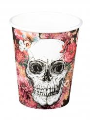 Skelet papkrus - 6 stk