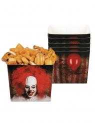 Halloween snackboks med klovn - 40 cl
