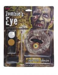 Zombie øje til voksne