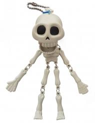 Mini skelet med artikulerende mund 15 cm