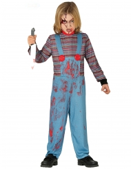 Dæmonisk Barn Kostume til børn
