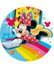 Spiselig kagedekoration Minnie Mouse & Friends™ 18,5 cm
