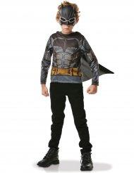 Batman™ tshirt med kappe barn