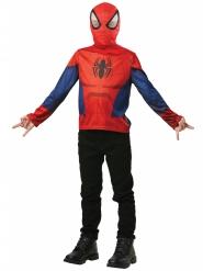 T-shirt med hætte til børn - Spiderman™