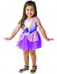 Rapunzel prinsesse kostume pige