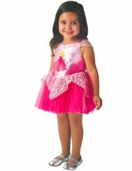 Prinsesse Tornerose™ lyserød kostume pige