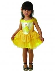 Skønheden™ prinsesse kostume gul pige