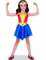 Wonder Woman DC Super Hero Girls™ kostume pige