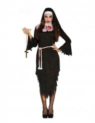 Nonne Kostume Dæmonisk til voksne