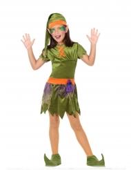 Skovnisse kostume pige