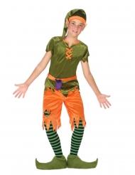 Skovnisse kostume dreng