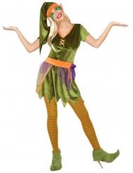 Skovnisse kostume kvinde