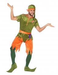 skovnisse kostume mand